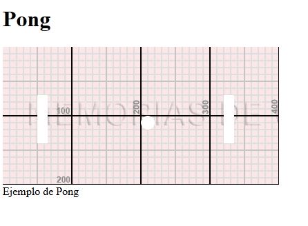 Tutorial juego Pong en HTML 5